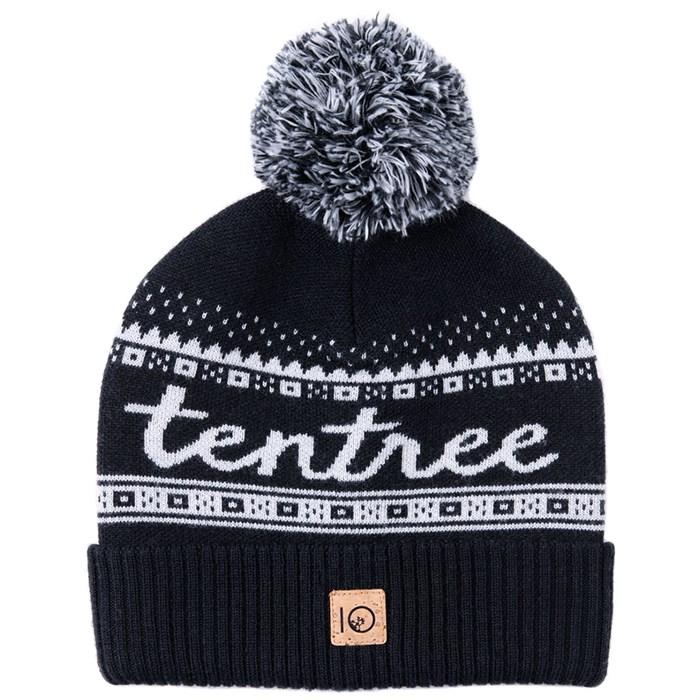 Tentree - Script Pom Pom Beanie