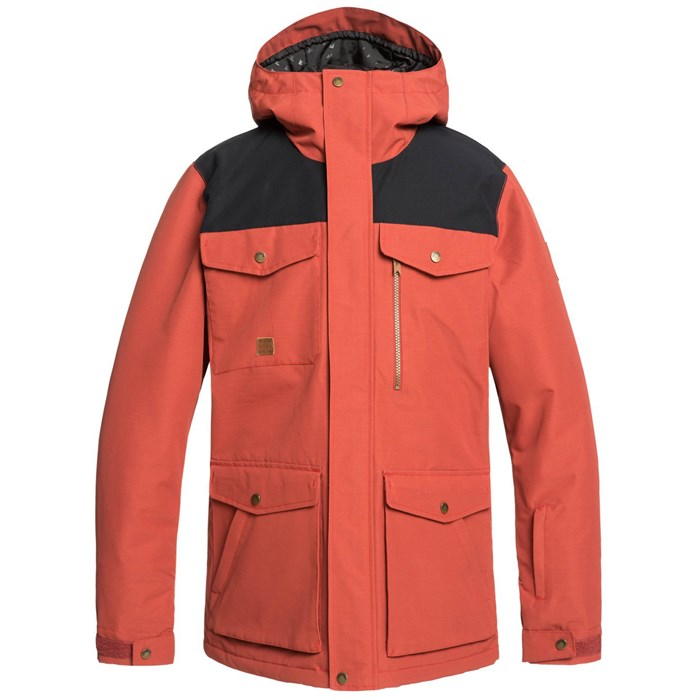 Quiksilver - Raft Jacket