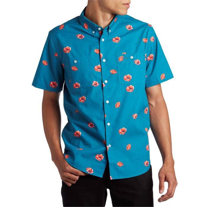HUF - Poppy Short-Sleeve Shirt