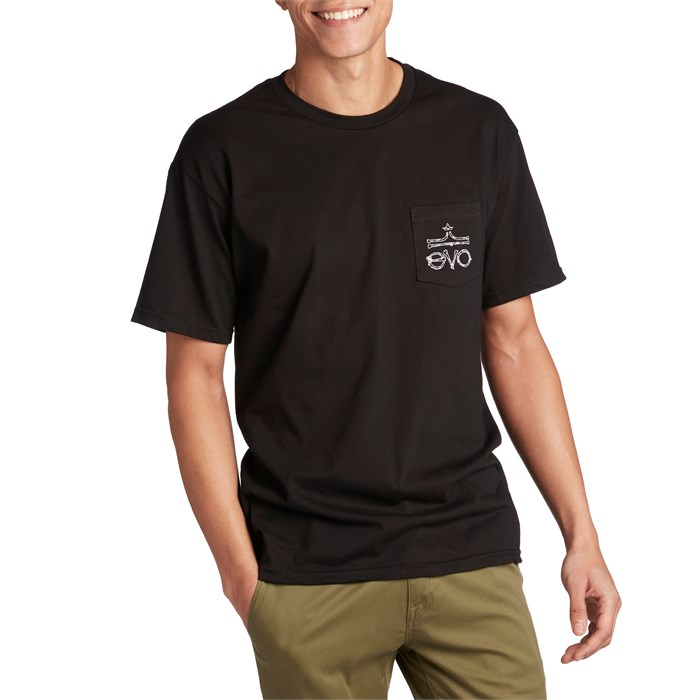 evo - Bones Pocket T-Shirt