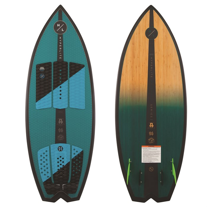 Hyperlite - Automatic Wakesurf Board 2019