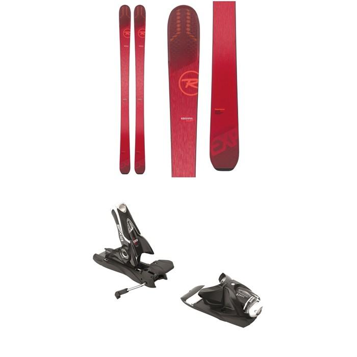 Rossignol - Experience 94 Ti Skis + Look SPX 12 Dual Bindings 2019