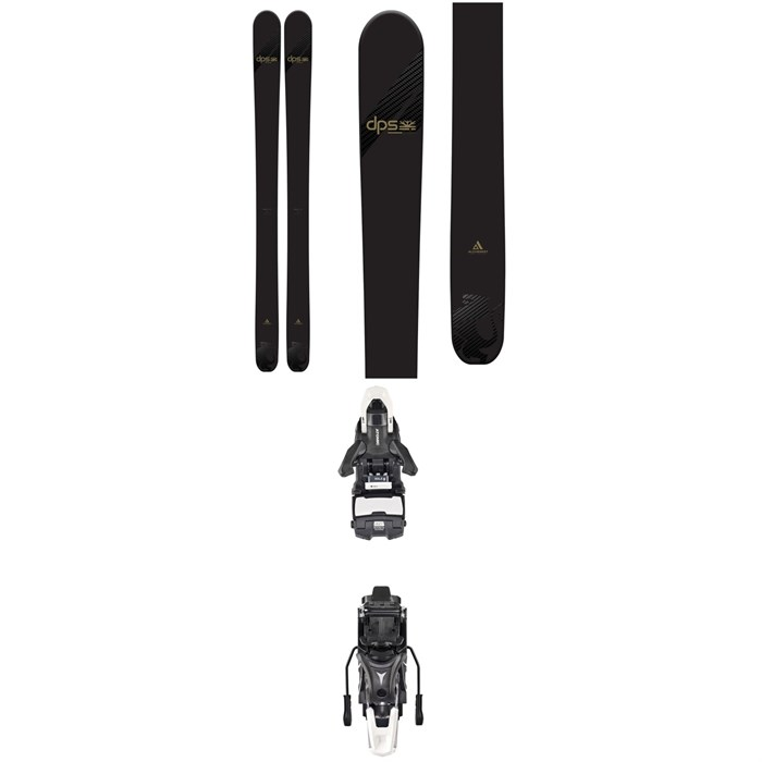DPS - Wailer 110 Alchemist Pro evo SE Skis + Atomic Shift MNC 13 Alpine Touring Ski Bindings 2019