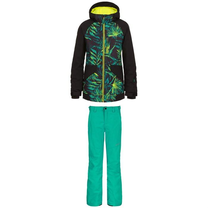 O'Neill - Gloss Jacket + O'Neill Charm Pants - Girls'