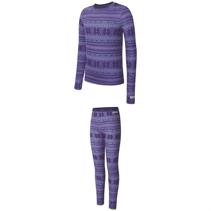 Terramar - Thermolator Baselayer Top + Pants - Kids'