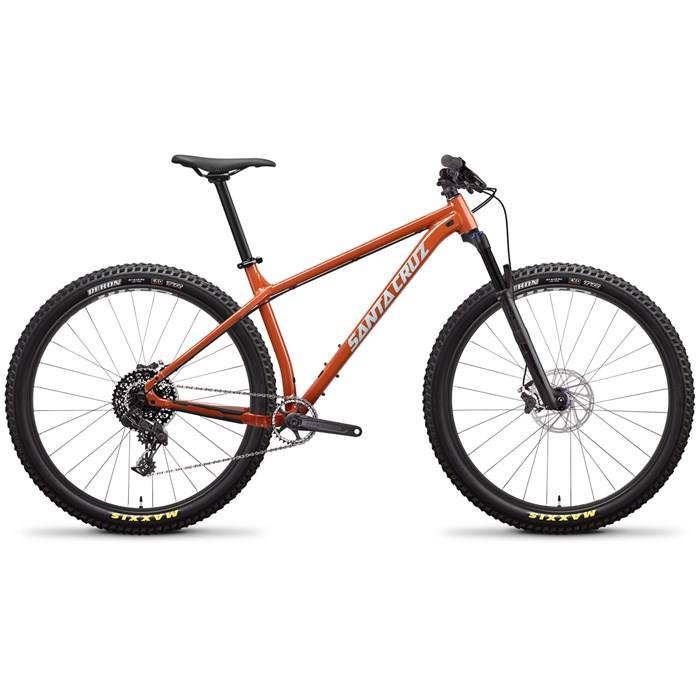 Santa Cruz Bicycles - Chameleon A D+ Complete Mountain Bike 2019