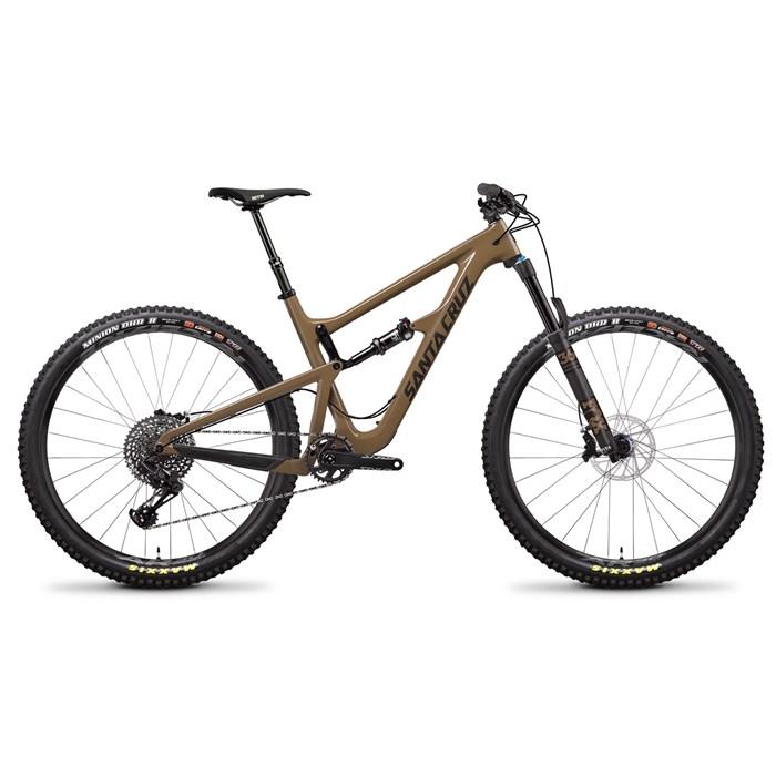 Santa Cruz Bicycles - Hightower LT C S Complete Mountain Bike 2019