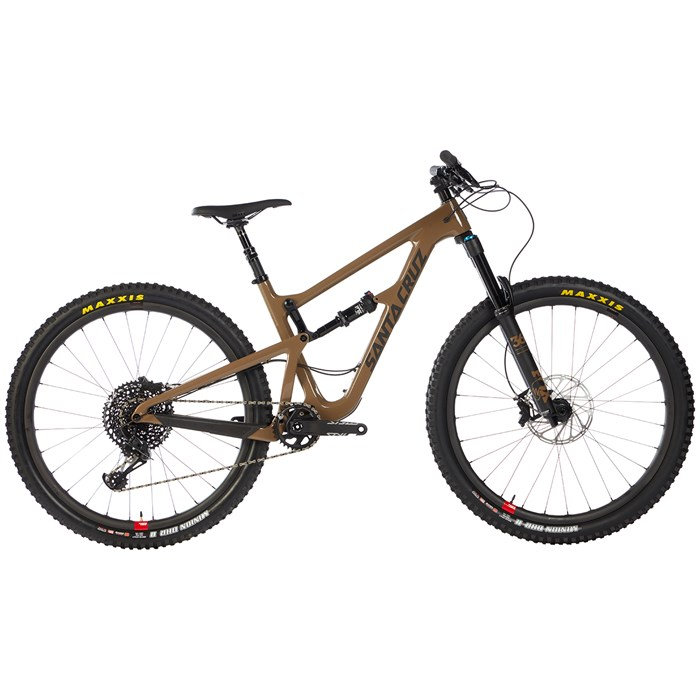 Santa Cruz Bicycles - Hightower LT C S Reserve Complete Mountain Bike 2019