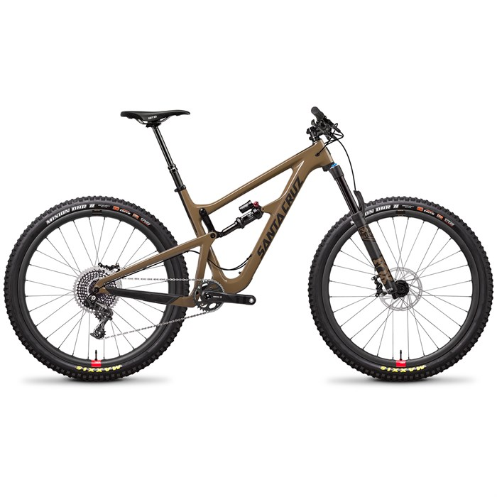 Santa Cruz Bicycles - Hightower LT CC X01 Reserve Complete Mountain Bike 2019