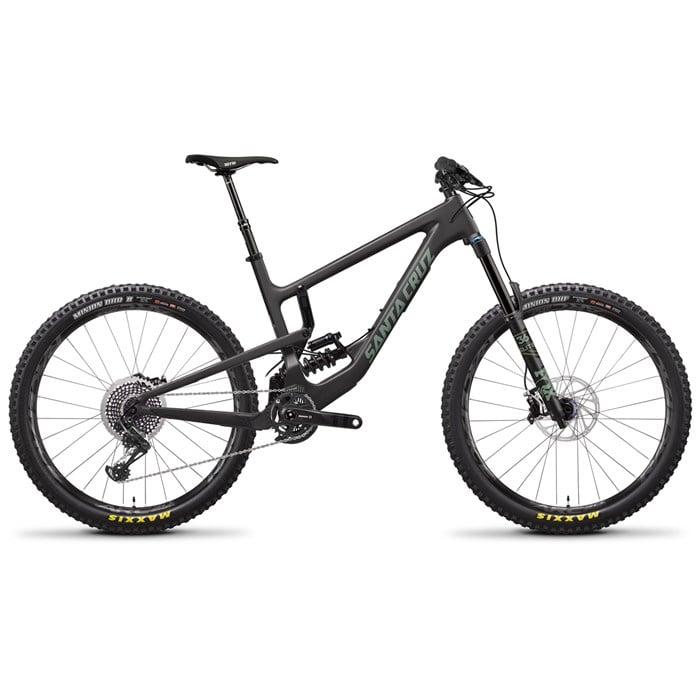 Santa Cruz Bicycles - Nomad CC X01 Coil Complete Mountain Bike 2019