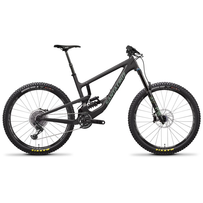 Santa Cruz Bicycles - Nomad CC X01 Coil Complete Mountain Bike 2019
