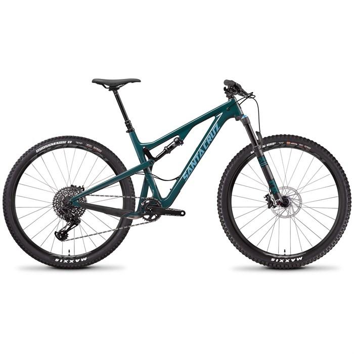 Santa Cruz Bicycles - Tallboy C S Complete Mountain Bike 2019