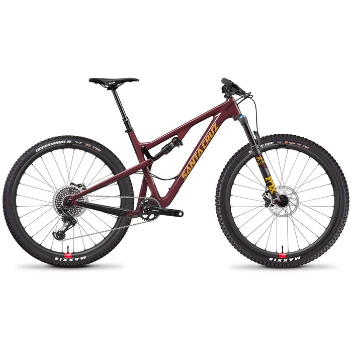 Santa Cruz Bicycles - Tallboy CC X01 Reserve Complete Mountain Bike 2019