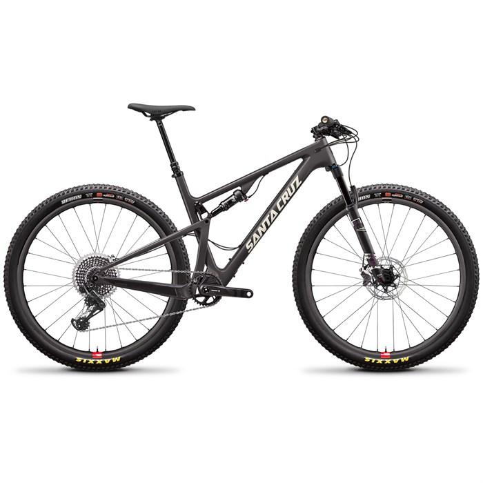 Santa Cruz Bicycles - Blur TR CC X01 Reserve Complete Mountain Bike 2019