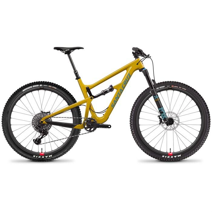 Santa Cruz Bicycles - Hightower C S Reserve Complete Mountain Bike 2019