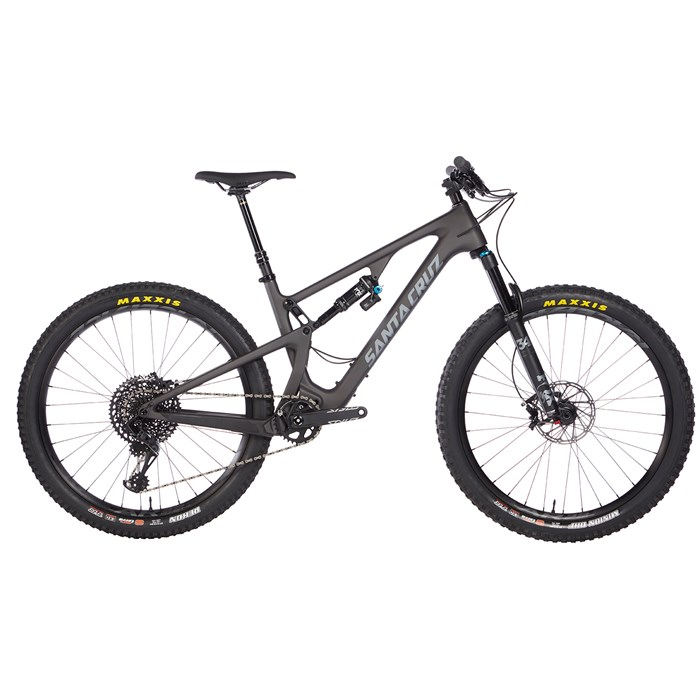 Santa Cruz Bicycles - 5010 C S+ Complete Mountain Bike 2019