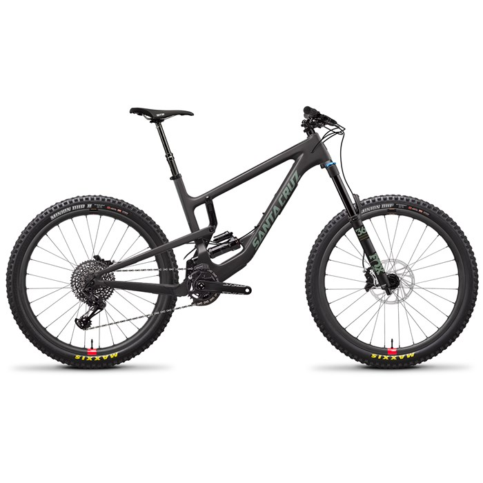 Santa Cruz Bicycles - Nomad C S Reserve Complete Mountain Bike 2019 - Used
