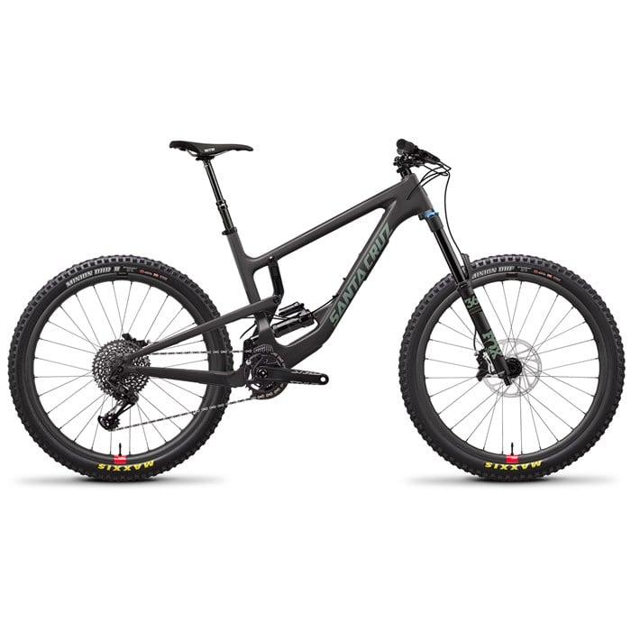 Santa Cruz Bicycles - Nomad C S Reserve Complete Mountain Bike 2019