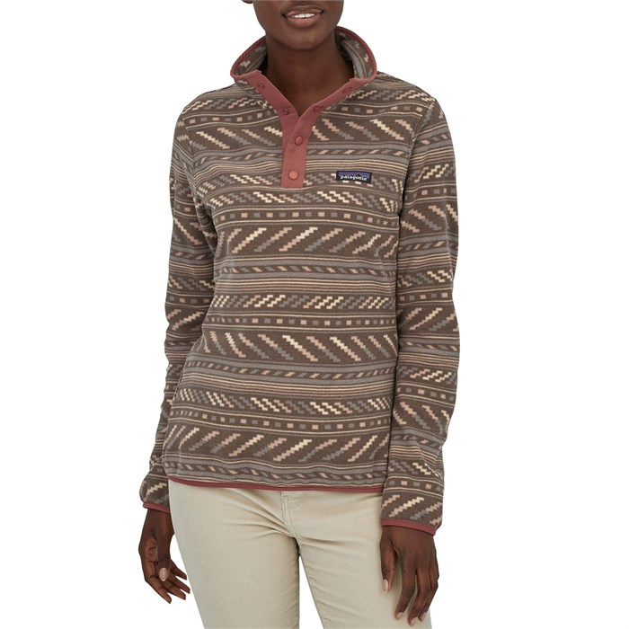 Patagonia - Micro D Snap-T Pullover - Women's