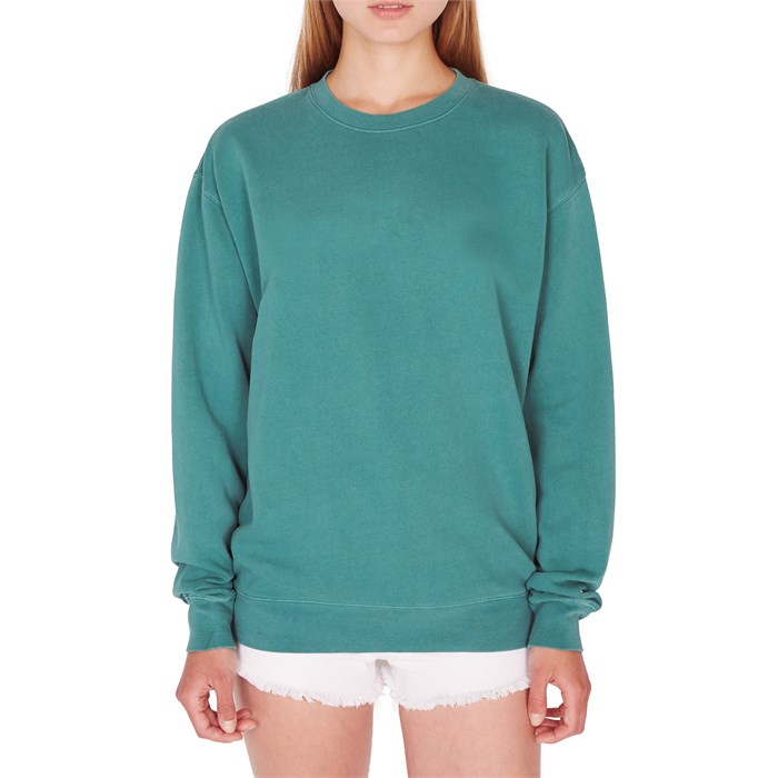 Obey Clothing - Box Pigment Crewneck Fleece Pullover - Women's