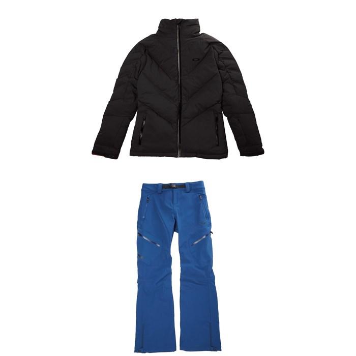 Oakley - Snow Down 2L Jacket + Softshell Pants - Women's