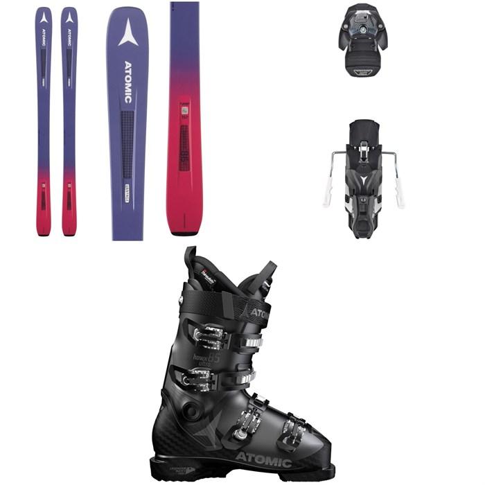 Atomic - Vantage 86 C W Skis - Women's + Warden MNC 13 Bindings + Hawx Ultra 85 W Ski Boots - Women's 2019