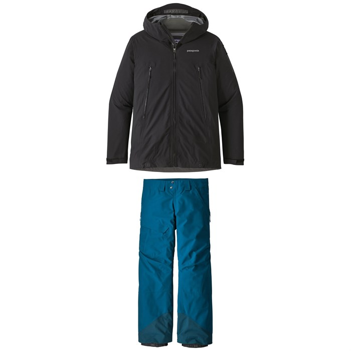 Patagonia - Descensionist Jacket + Powder Bowl Pants