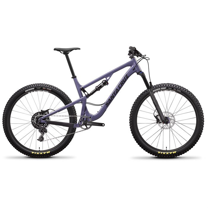 side facing santa cruz bicycles 5010 a d​+ complete