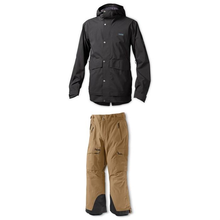 Trew Gear - Powfish Jacket + Eagle Pants