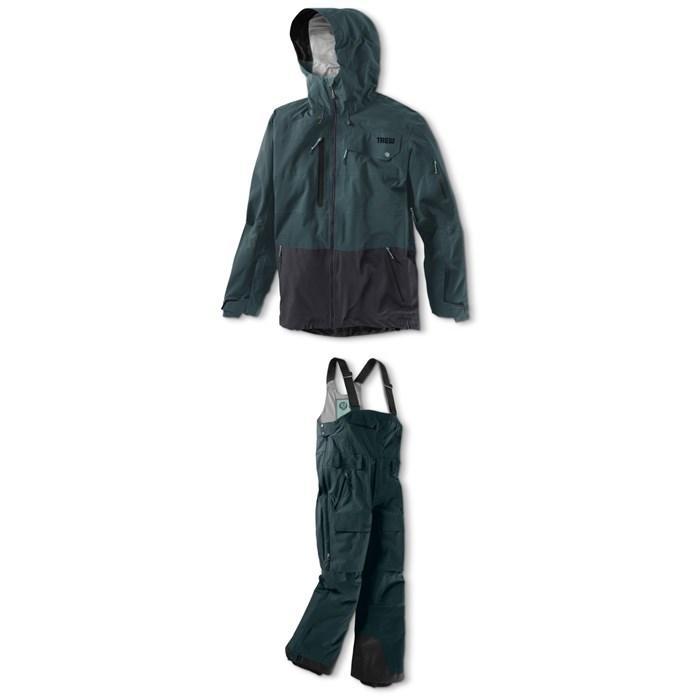 Trew Gear - Powfunk Jacket + TREWth Bibs
