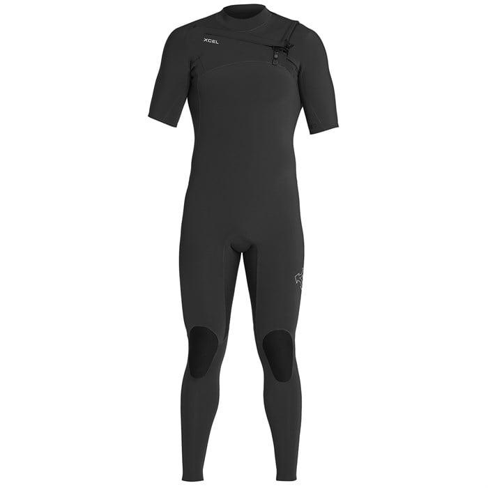 XCEL - Comp X 2mm Short Sleeve Fullsuit