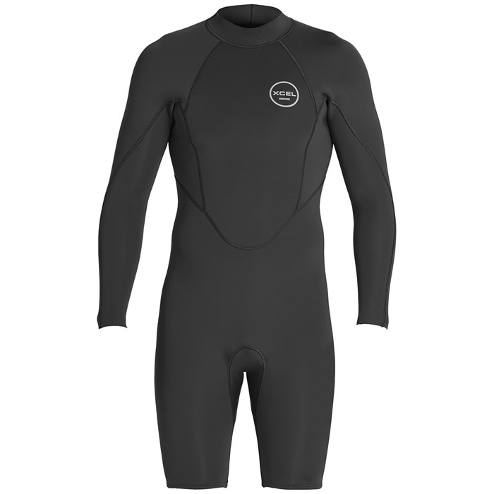 XCEL - Axis 2mm Long Sleeve Springsuit