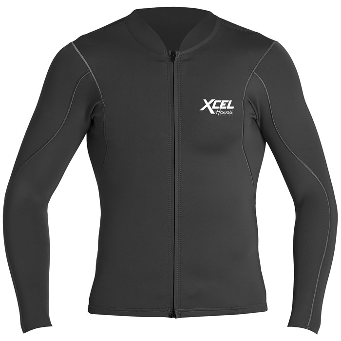 XCEL - Axis 1/.5 Long Sleeve Front Zip Jacket