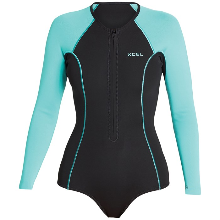 XCEL - Axis 1.5/1 Long Sleeve Front Zip Springsuit - Women's