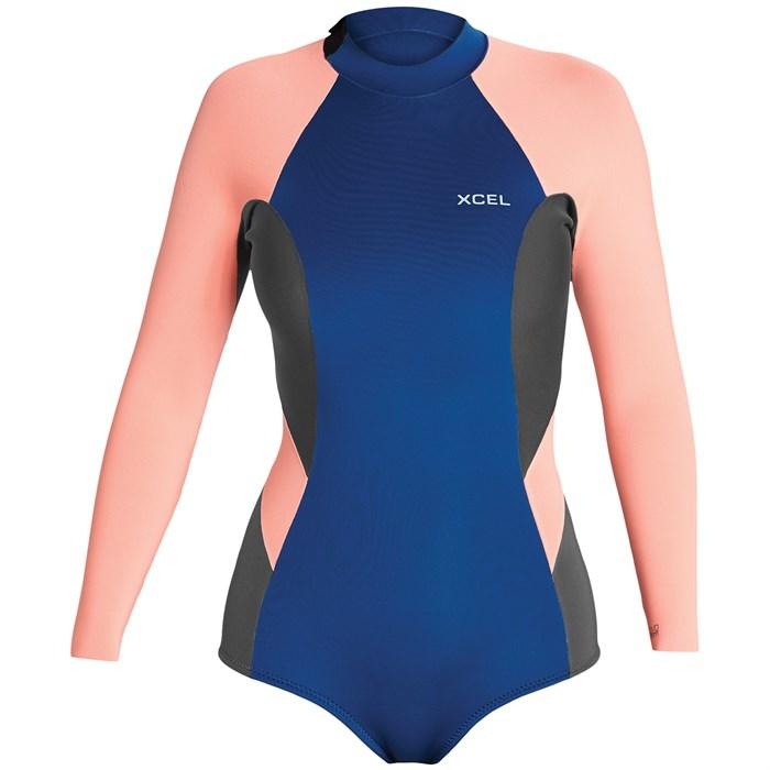 XCEL - Axis 2mm Long Sleeve Springsuit - Women's