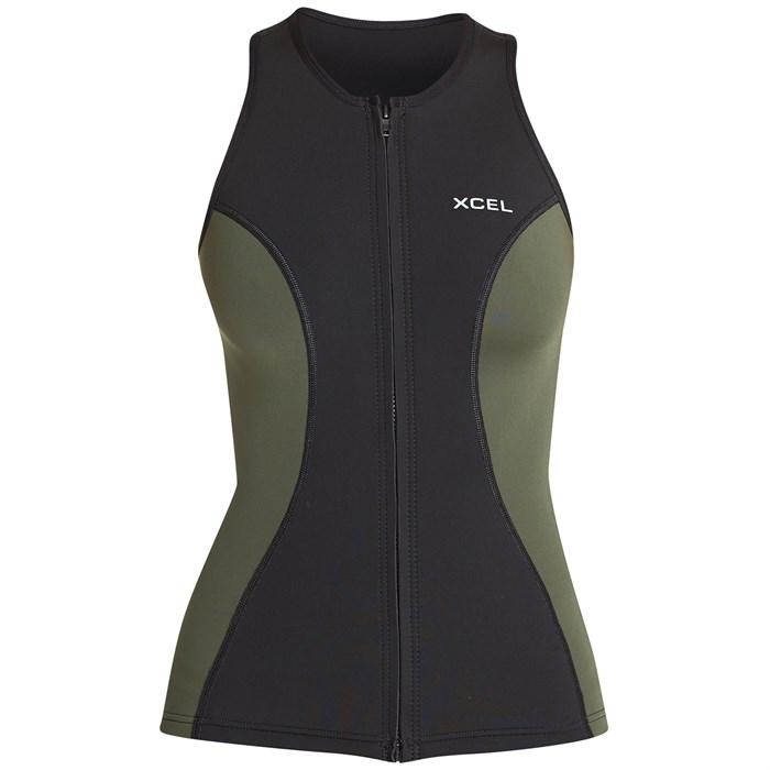 XCEL - Axis 1.5/1mm Front Zip Wetsuit Vest - Women's