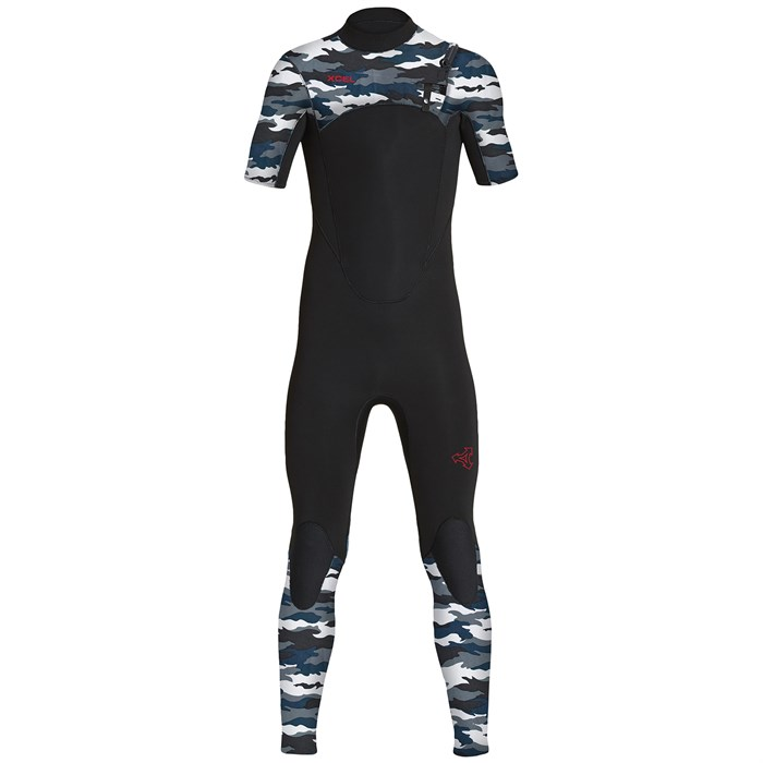 XCEL - Comp 2mm Short Sleeve Springsuit - Kids'
