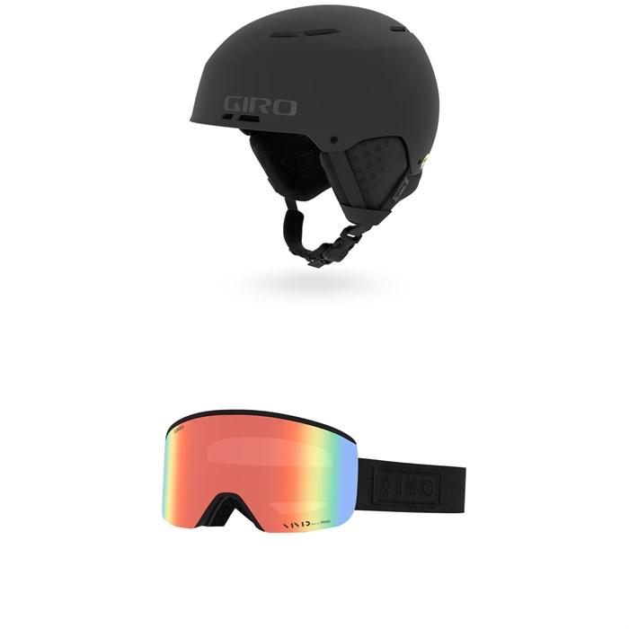 Giro - Emerge MIPS Helmet   + Giro Axis Goggles