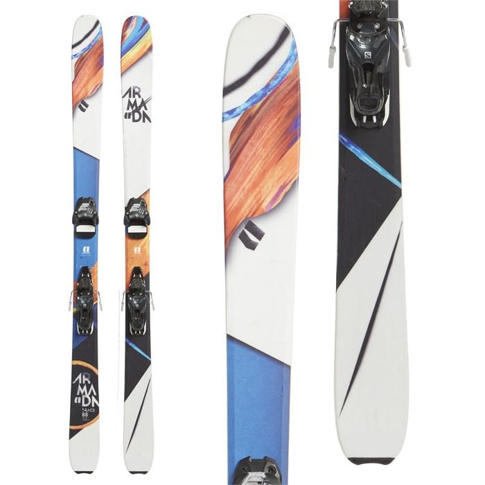 Armada Trace 88 Skis + Salomon Warden 11 Ski Bindings