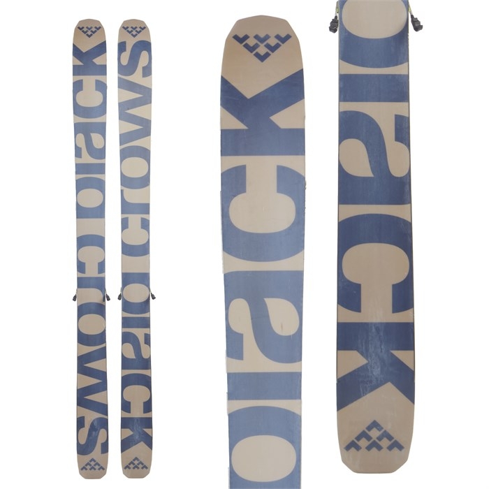 Black Crows - Anima Skis + Marker Jester 16 ID Ski Bindings 2018 - Used