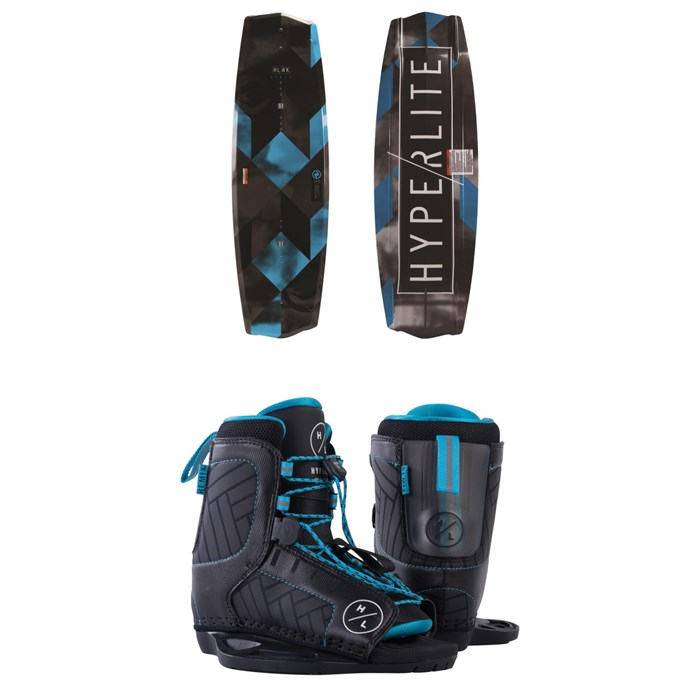 Hyperlite - State 2.0 Wakeboard + Remix Wakeboard Bindings 2019