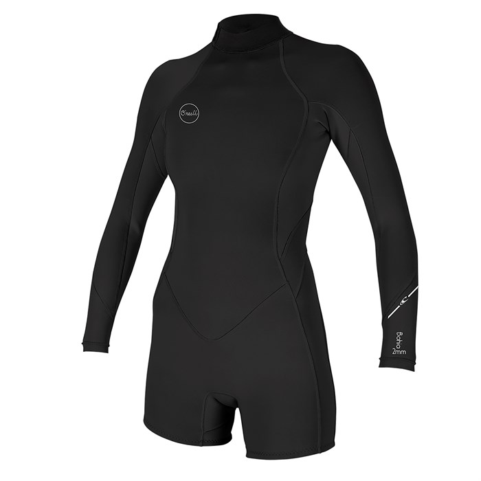 O'Neill - Bahia 2/1mm Back Zip Long Sleeve Springsuit - Women's