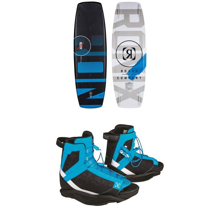 Ronix - District Wakeboard + District Wakeboard Bindings 2019