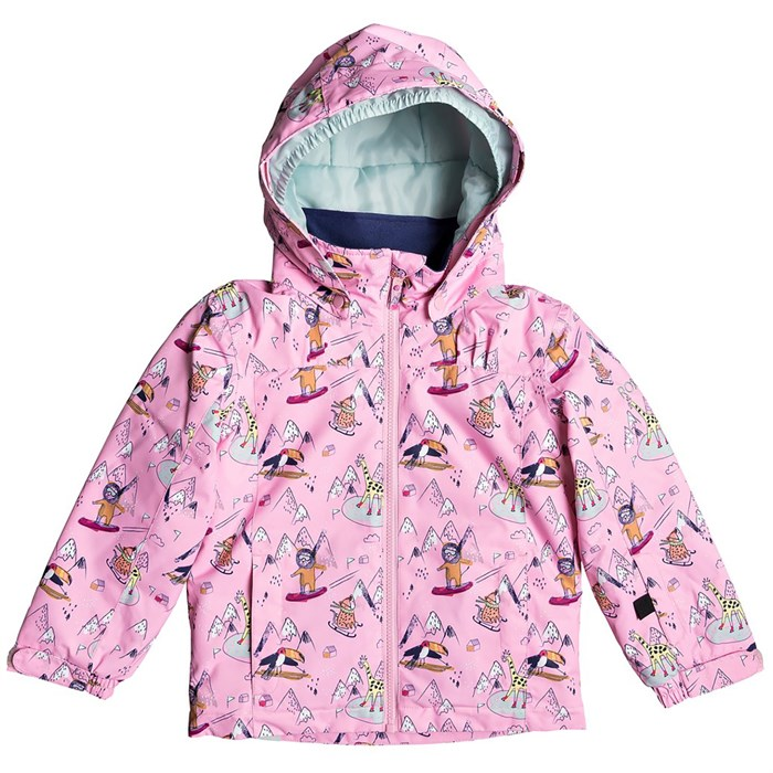 Roxy - Mini Jetty Jacket - Little Girls'