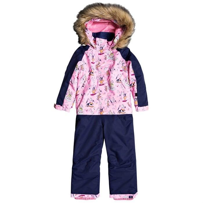 Roxy - Paradise Jumpsuit - Little Girls'