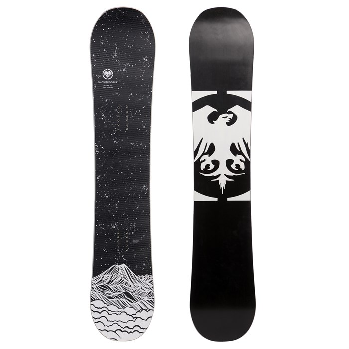 Never Summer - Artist Edition Snowtrooper Snowboard 2020