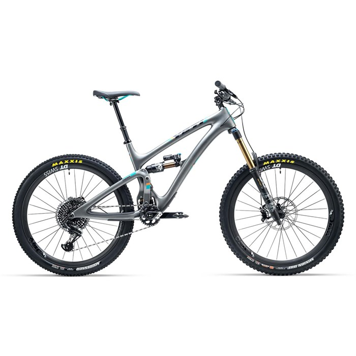Yeti Cycles - SB6 TURQ X01 Eagle Complete Mountain Bike 2019