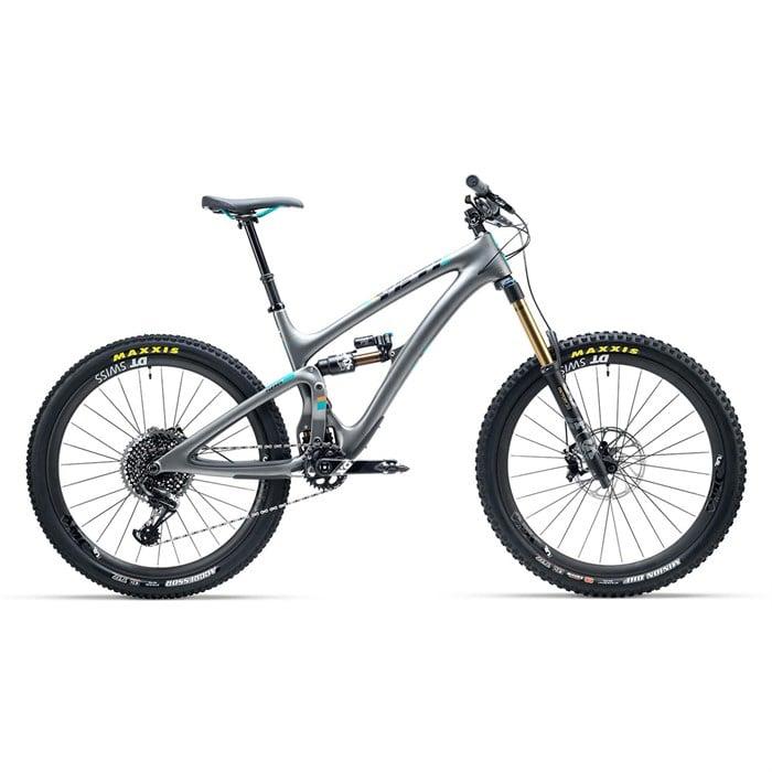 Yeti Cycles - SB6 TURQ X01 Eagle Complete Mountain Bike 2019