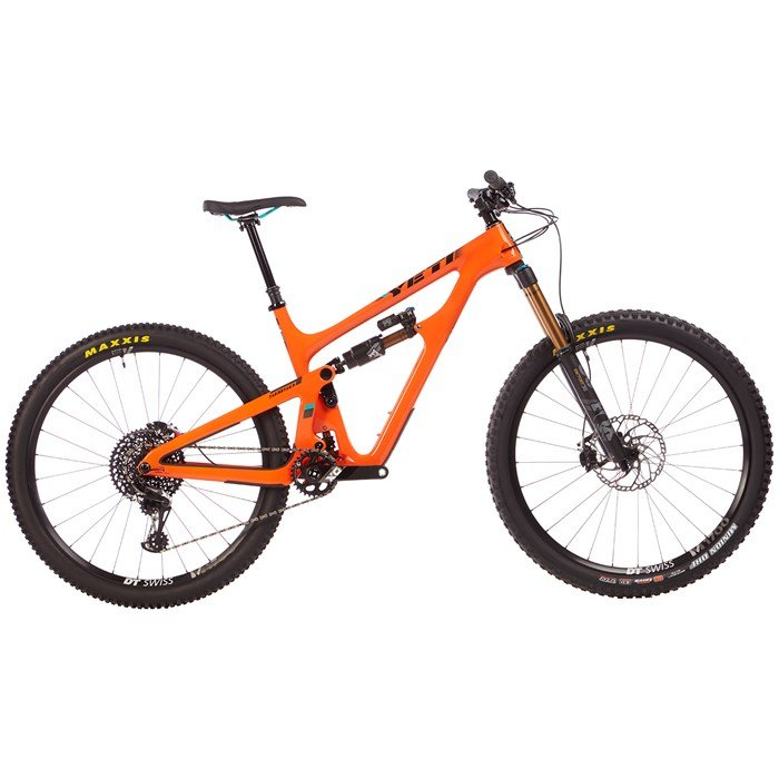 Yeti Cycles - SB150 TURQ X01 Eagle Complete Mountain Bike 2019 - Used