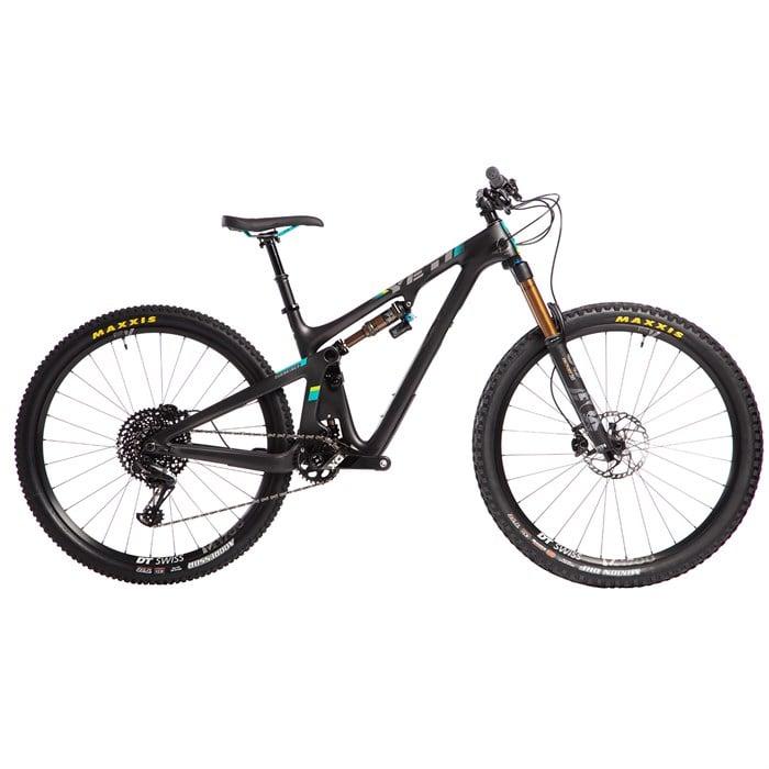 f2bef4f18cb Yeti Cycles - SB130 TURQ X01 Eagle Complete Mountain Bike 2019 ...